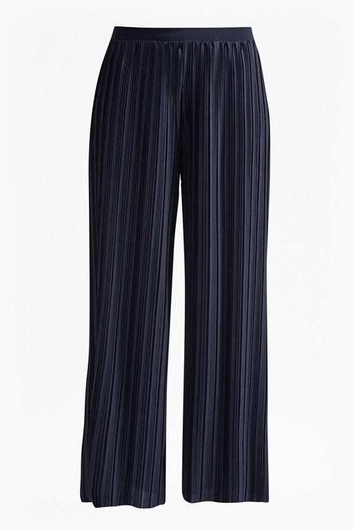Complete the Look Narcissus Jersey Pleated Culottes