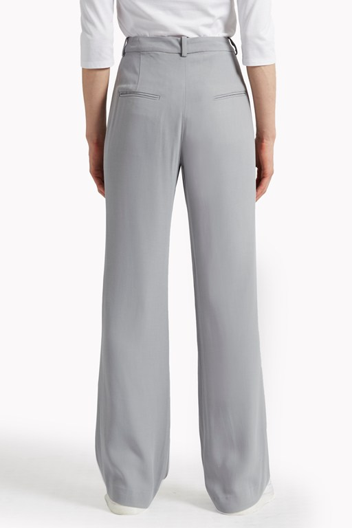 Complete the Look Megan Crepe High Waist Trousers
