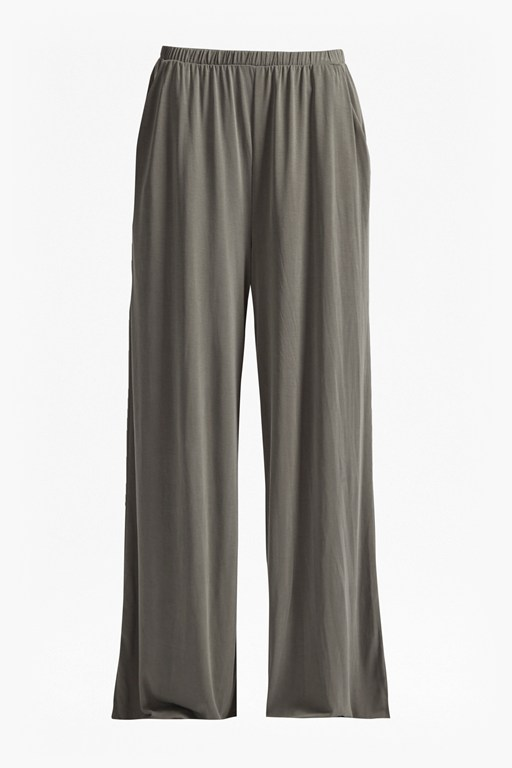Complete the Look So Peachy Wide Leg Jersey Trousers