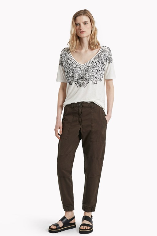 isabel stretch trousers