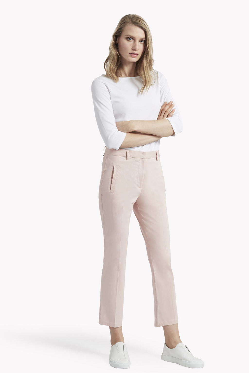 Womens Suki Stretch Crop Flare Trousers Great Plains 2018 Newest Cheap Price With Credit Card Cheap Online hFNxQP