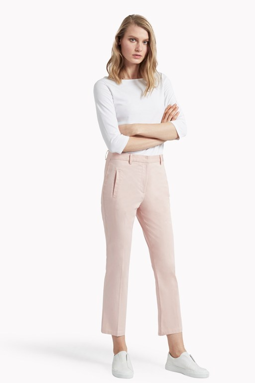 Complete the Look Suki Stretch Crop Flared Trousers