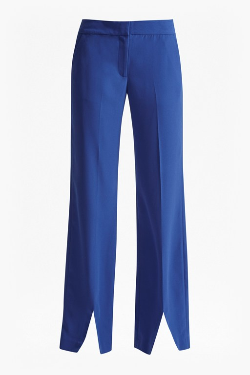 Complete the Look Lola Drape Wide Leg Trousers