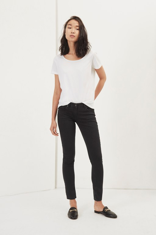 essentials soft stretch denim jeans