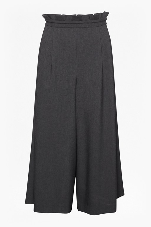 Complete the Look Freya Brushed Wide Leg Culottes