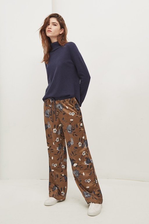 Complete the Look Fortune Floral Pyjama Trouser