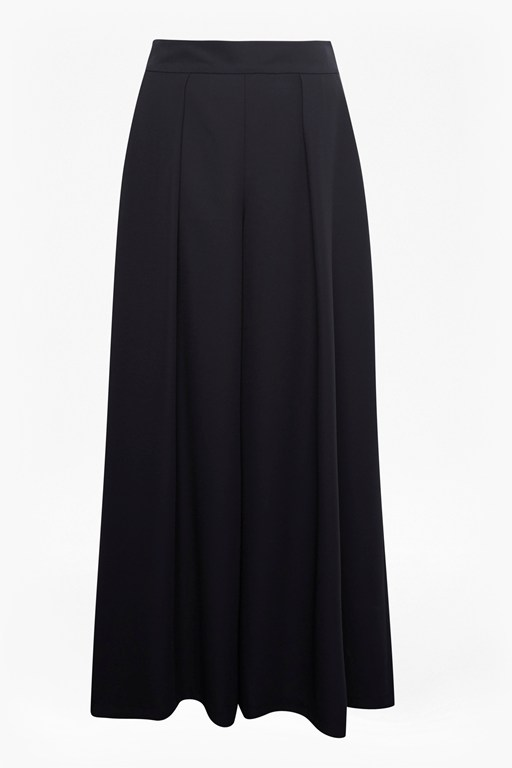 Complete the Look Deana Crepe Wide Leg Trousers