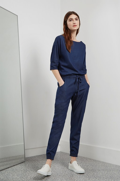 Complete the Look Darla Denim Jogger
