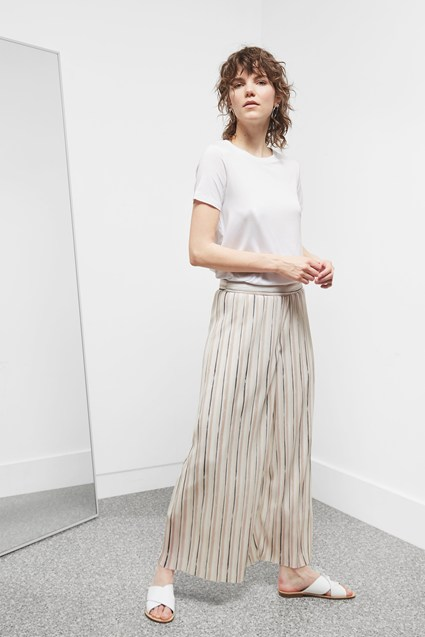 Brush Stroke Culottes