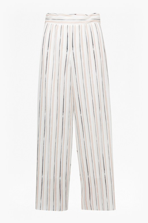 Complete the Look Brush Stroke Culottes
