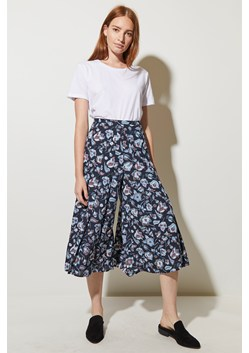Moray Flora Pleated Culottes