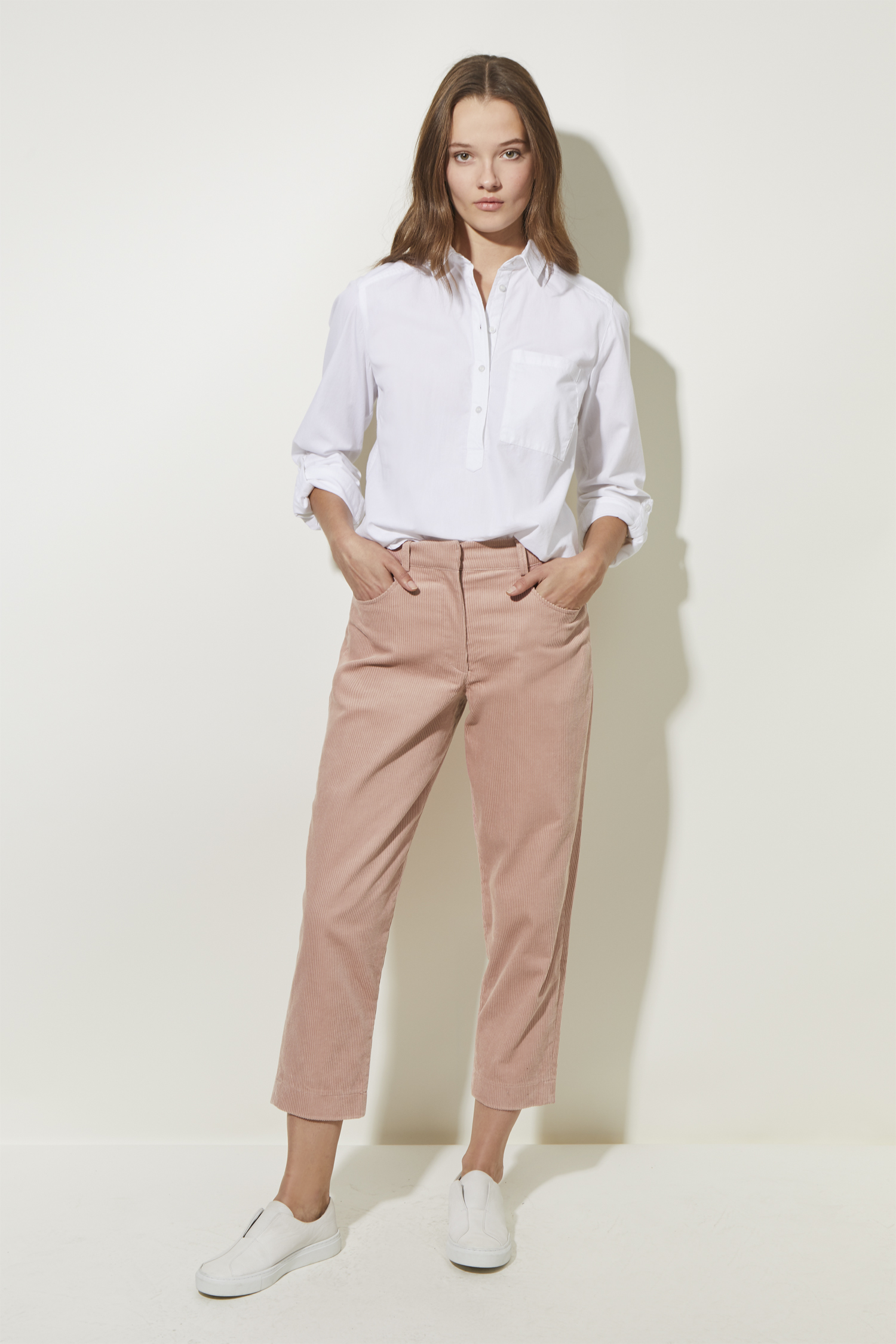 77d98ce8 Chunky Cord Trousers | Women | Great Plains