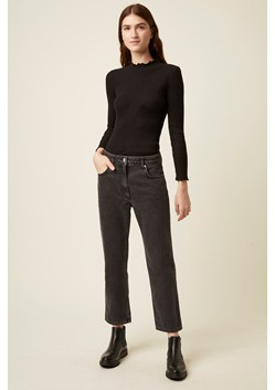 Pearl Denim Straight Leg Jeans