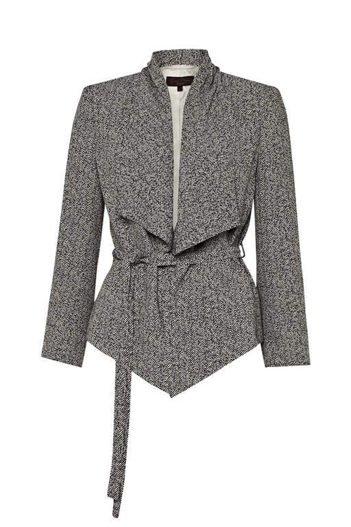 Complete the Look Imogen Herringbone Jacket