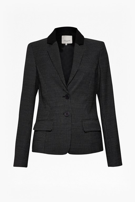 Complete the Look Itsy Bitsy Spotty Blazer