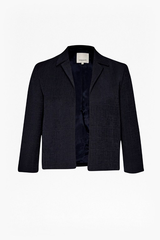 Complete the Look Marsie Cotton Boxy Jacket