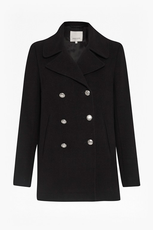 Complete the Look Chester Double Breast Pea Coat
