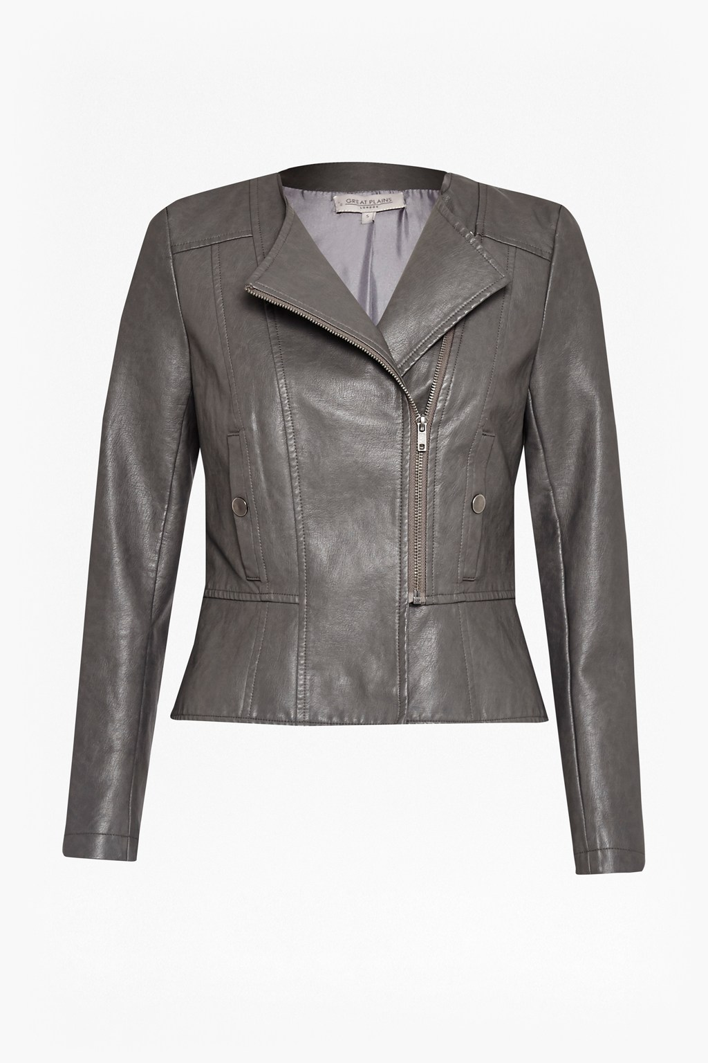 Greylady S Hearth February 2014: Womens Grey Leather Jackets Uk