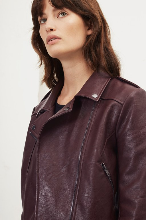 Complete the Look Hayden Biker Jacket