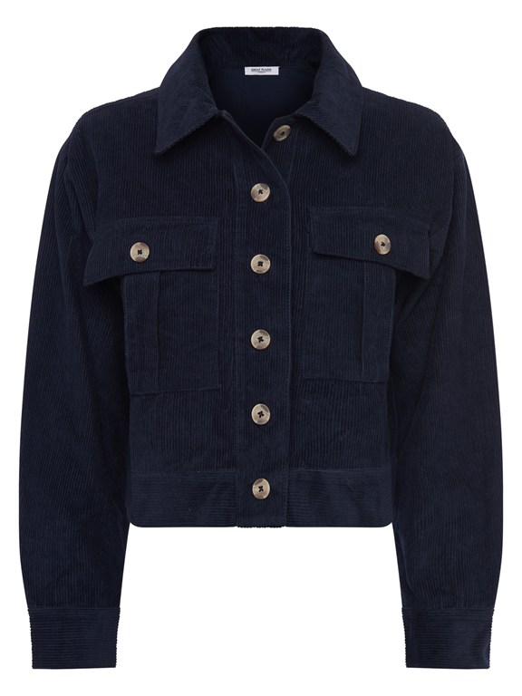 orlando cord button jacket