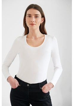 Core Organic Fitted Long Sleeve Top