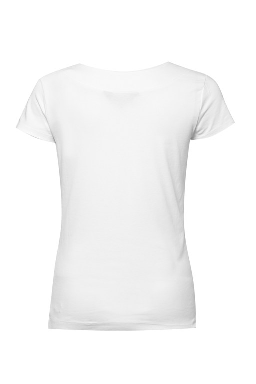 Complete the Look Scoop Neck Cotton T-Shirt