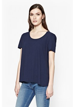 Cerys Cotton Open Back T-Shirt