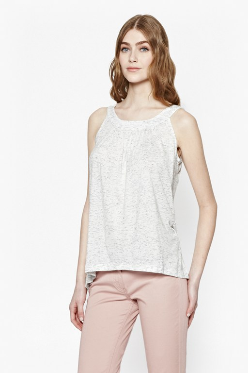 on the seashore cut-out top