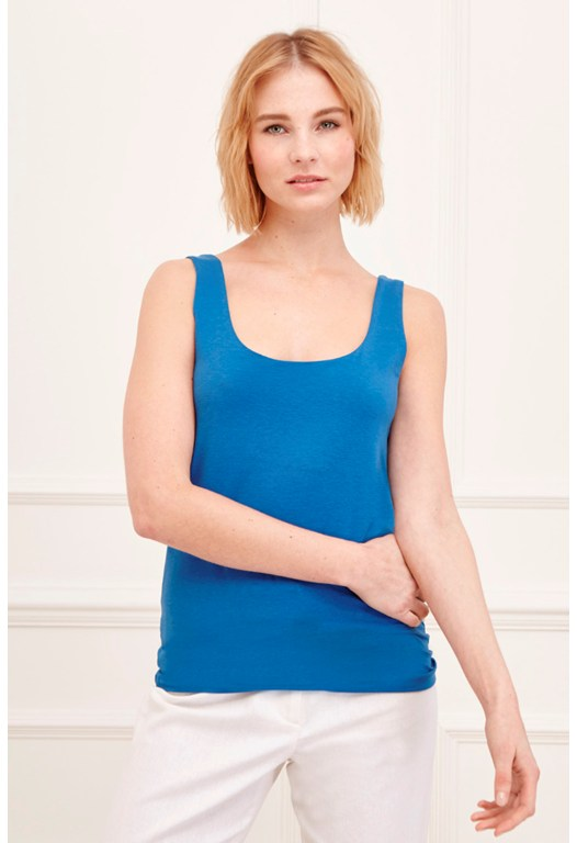 Primrose Stretch Vest Top