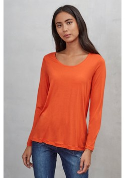 Violette Viscose Long Sleeve Top