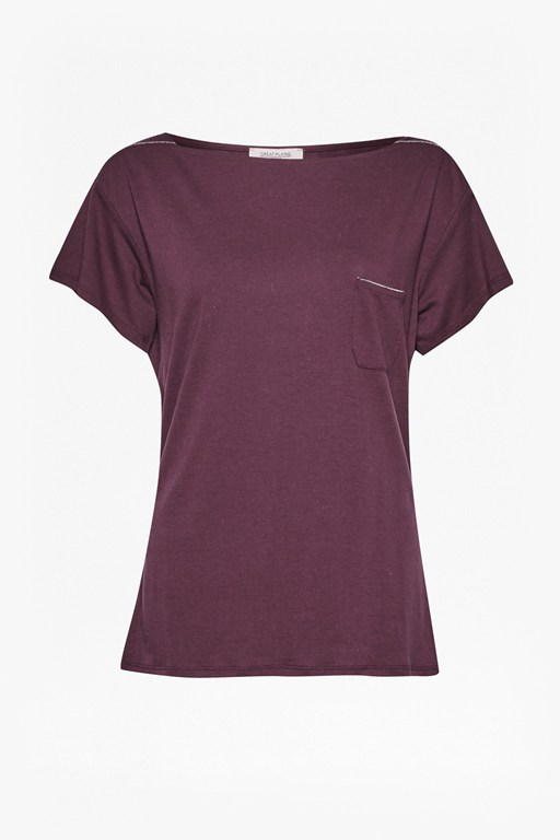 Complete the Look In The Mix Patch Pocket T-Shirt