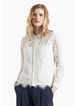 Lorenzo Lace Mix Shirt