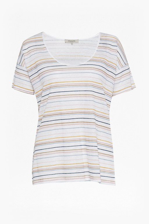 Complete the Look Sugar Stripe Colour T-Shirt