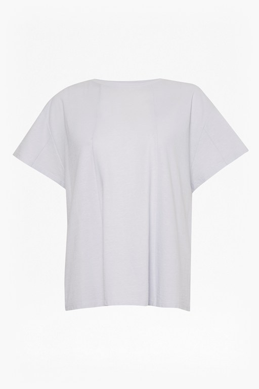 Complete the Look Cotton Jersey Batwing Top