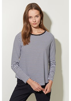 Striped Crew Neck Top