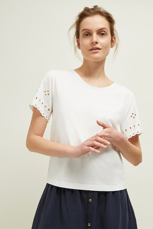 bali embroidery top