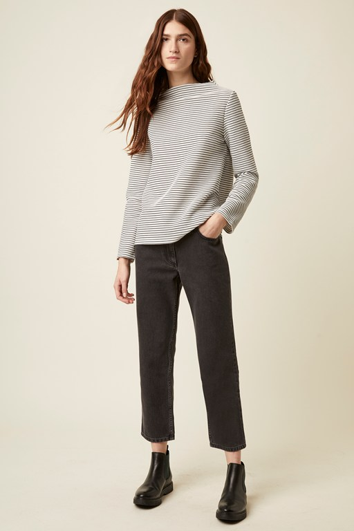 orla ottoman high neck top