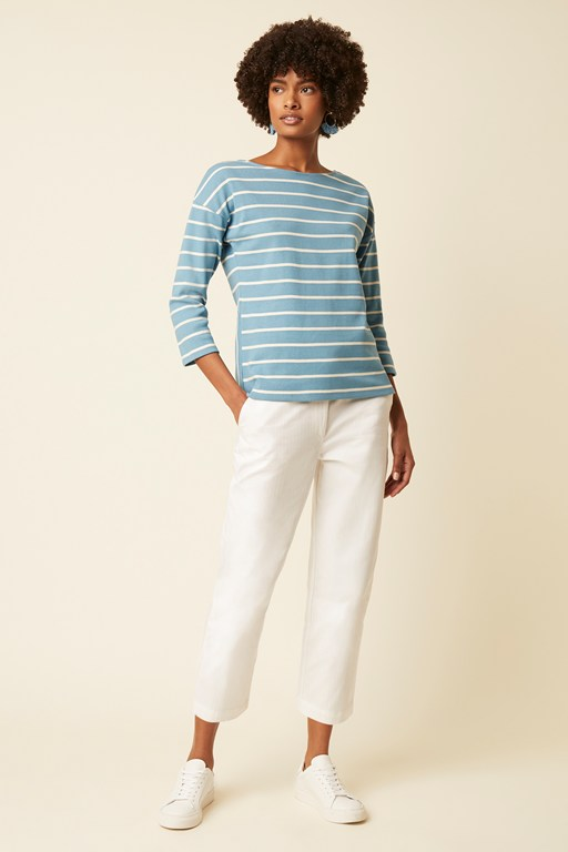 marisa stripe top