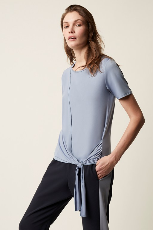 iyla jersey short sleeve top