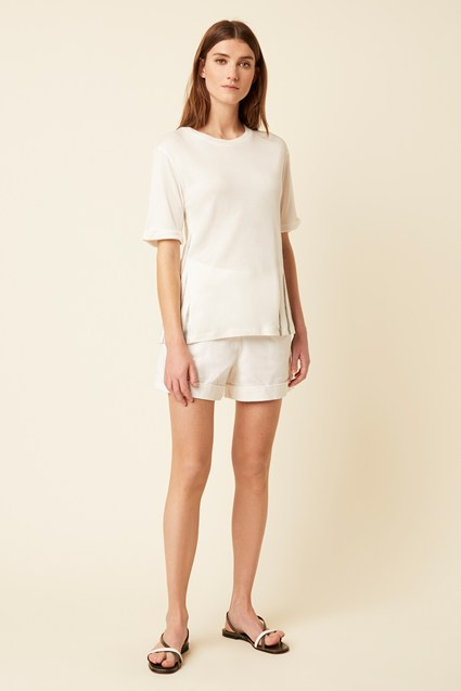 Noa Texture Short Sleeve T-Shirt