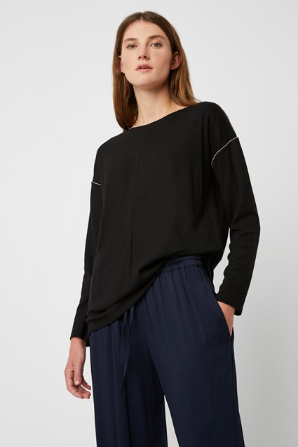 Alina Jersey Long Sleeve Top