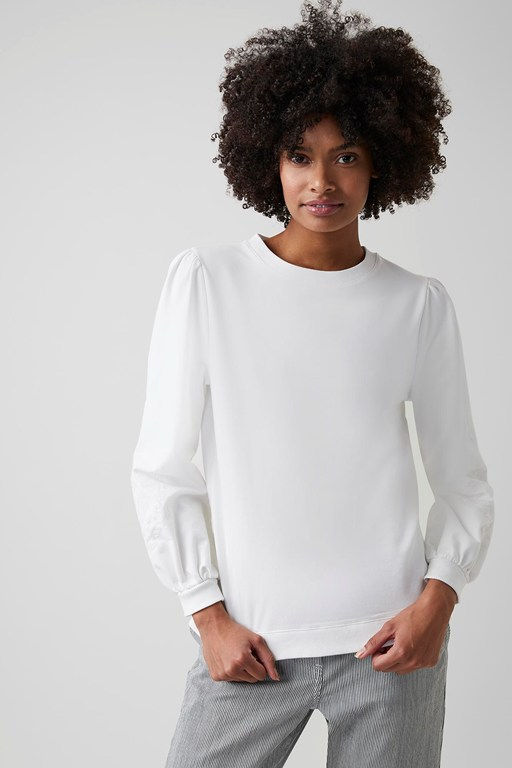 eada embroidered sweater