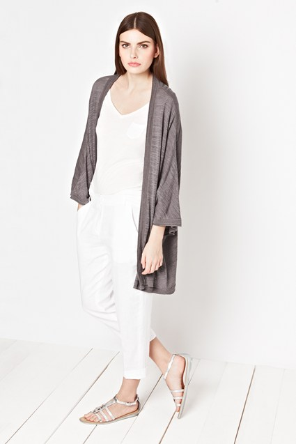 Meadow Open Front Cardigan