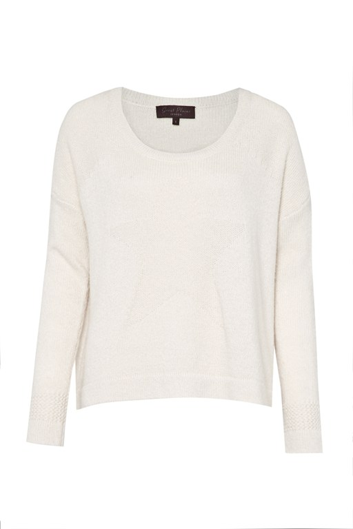 Complete the Look Razzle Dazzle Star Raglan Jumper