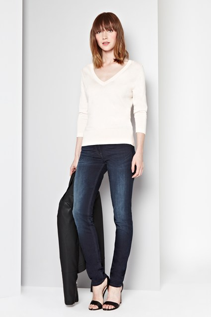 Great Basics V-Neck Top