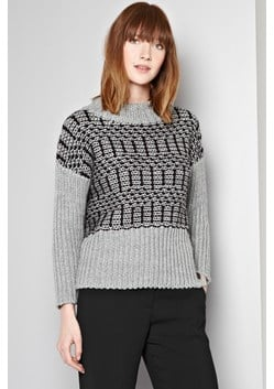Manhattan Roll Neck Jumper