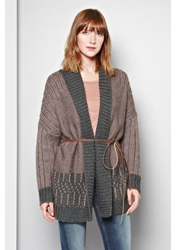 Manhattan Textured Cardigan