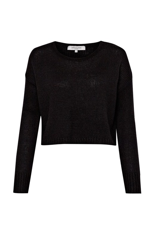 Complete the Look Fancy Nancy Cropped Jumper