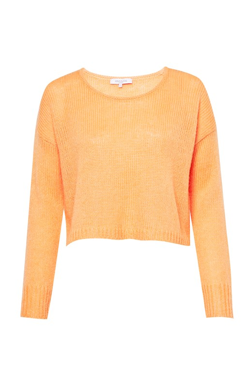 fancy nancy cropped jumper