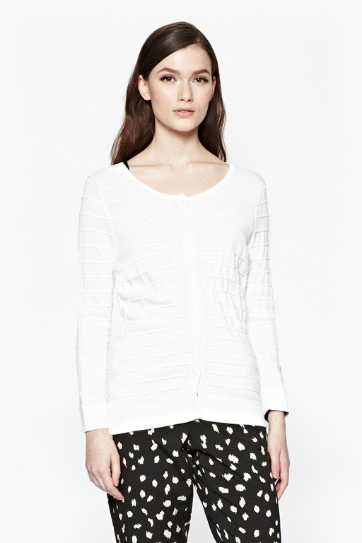 Complete the Look Date Night Ribbed Cardigan